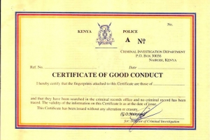 How to Get Your Police Clearance Certificate (Certificate of Good Conduct) in Nairobi