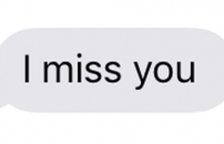 How to Reply to a 'I Miss You' Text from Someone You Don't Really Miss