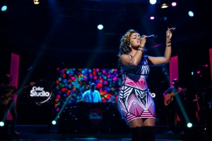 A Chat with Avril + Surprise Office Concert, During Coke Studio Africa Season 5 Promo Tour