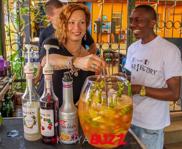 Nairobi Coffee Festival at the Nairobi at Center (24/9/2017)