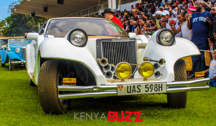 CBA Concours D'Elegance 2017 at Ngong Race Course (25/9/2017)