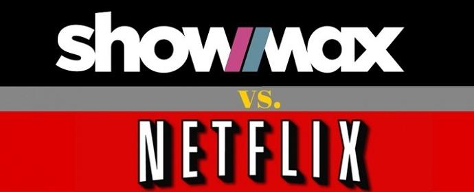 Showmax vs Netflix: Streaming Service Comparison