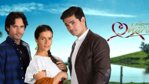 'Simply Maria' Star Claudia Alvarez in New Novela with These 3 Hunks!