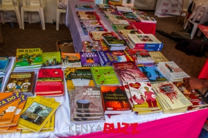 The books that were being sold