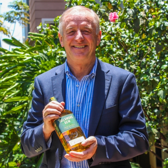 Interview with Irish Whiskey Guru, John Quinn