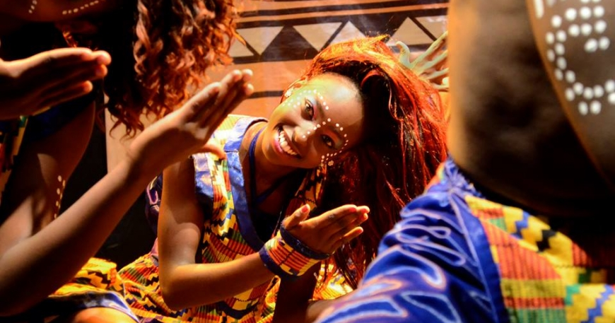 Photo Essay: Sarakasi, the Mecca of Kenya's Performing Arts