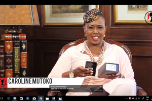 "Kenyans Roast Caroline Mutoko's ""Failed"" Samsung Note 8 Review"