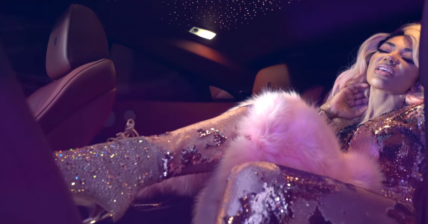Dencia Releases New Song Featuring Empire Star, Azmarie Livingston and Model Keith Carlos