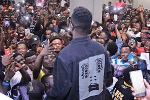 Rapper Sarkodie Makes a Sensational Statement About His Fans