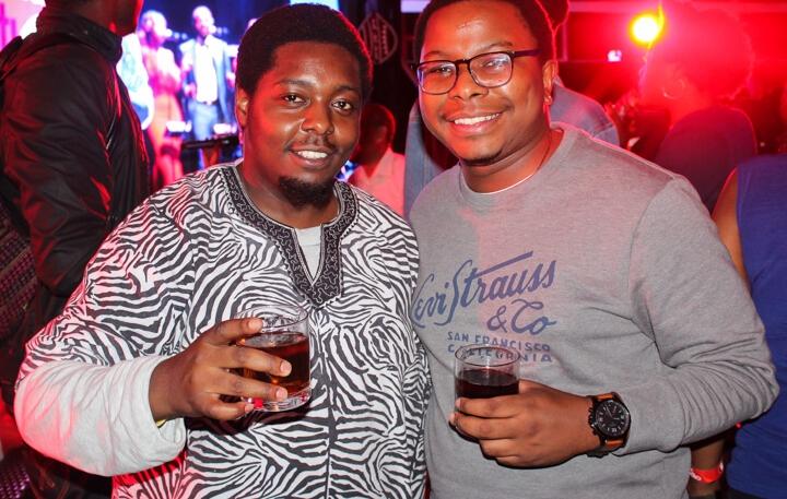2nd Coke Studio Africa at Kiza Lounge (22/10/2017)