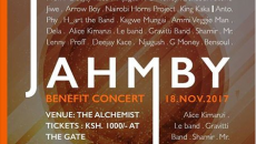 Kenyan Artists Come Together for a Charity Concert in Support of Jahmby Koikai