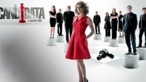 The Finale at Silvia Navarro's The Candidate.