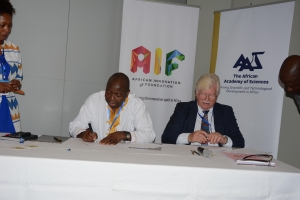 INTERVIEW: Nairobi-Based Science Academy Partners With African Innovation Foundation (AIF)