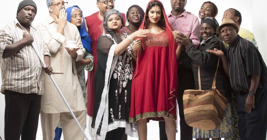 More Laughs on Maisha Magic East as Varshita Premieres