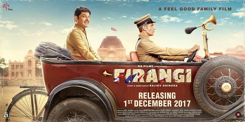 'Firangi' Movie Review: Kapil Sharma's Period Dramedy Is a Quiet Triumph