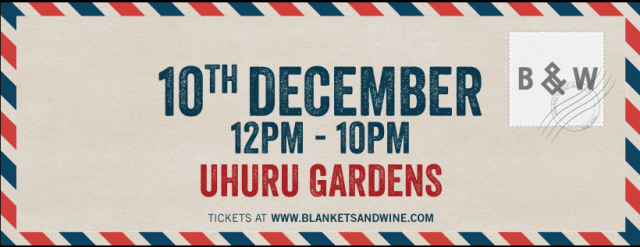 Blankets and Wine: A Fantastic African Fusion