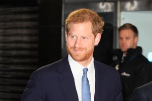 Prince Harry Predicted He'd Marry a Celeb