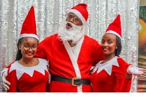 My Jolly & Fluffy Life as a Mall Santa