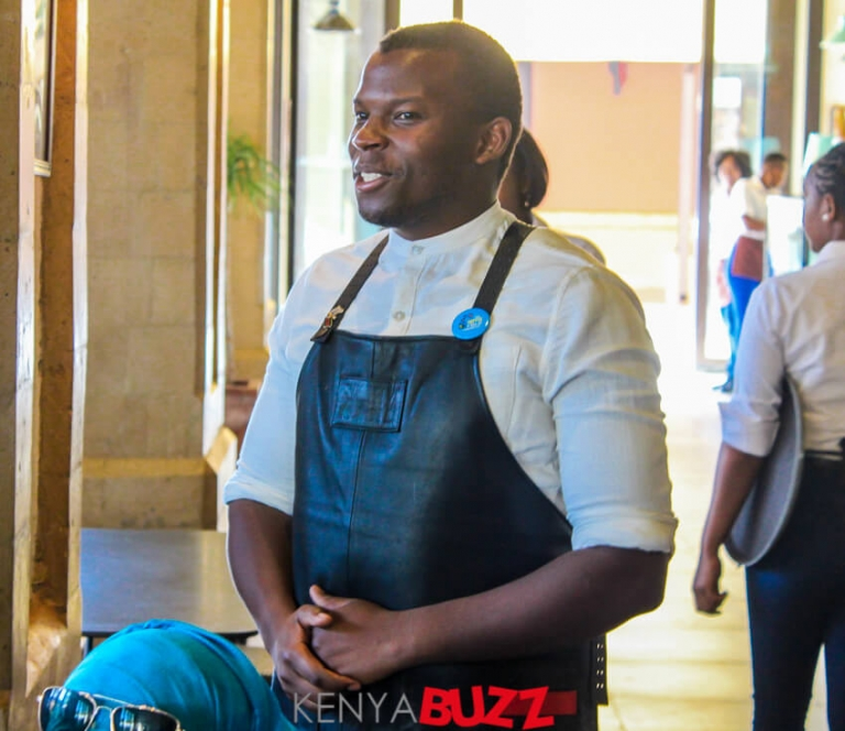 Nairobae IG Tour makes a stop at Artcaffe for breakfast