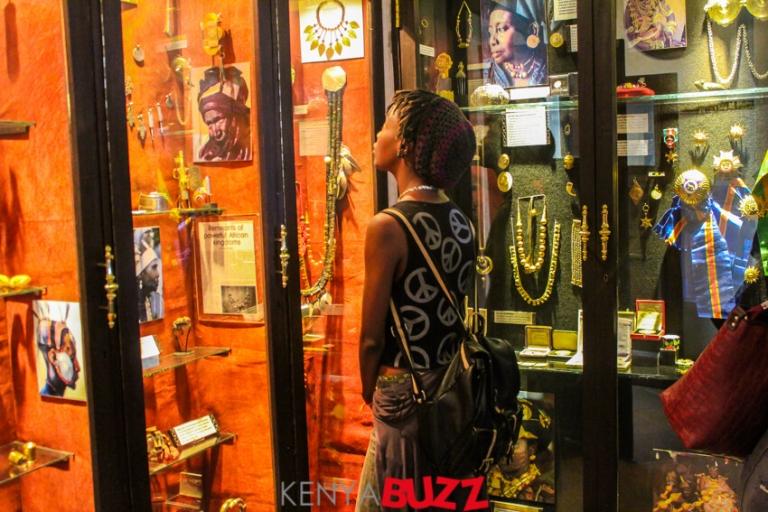 Nairobae IG Tour makes a stop at Nairobi Art Gallery