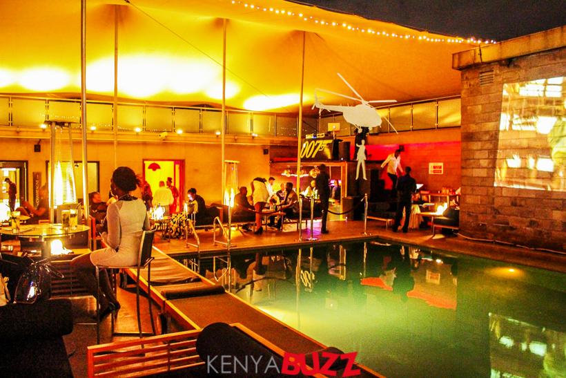 Sankara 007 New Year's Eve Party (31/12/2017)