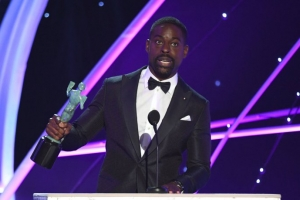 'This Is Us' Sterling K Brown Makes History Yet Again