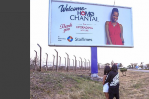 Is Eric Omondi's 'Welcome Home' Billboard for Girlfriend Too Much or Just Perfect?