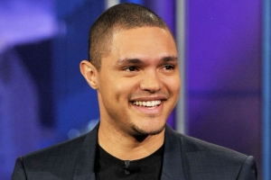 Trevor Noah's The Daily Show Gets New African Comic