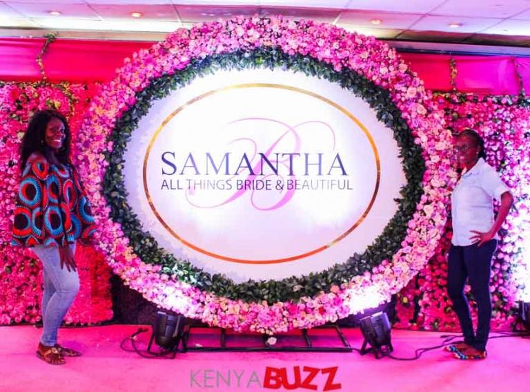Samantha's Bridal Show wedding expo