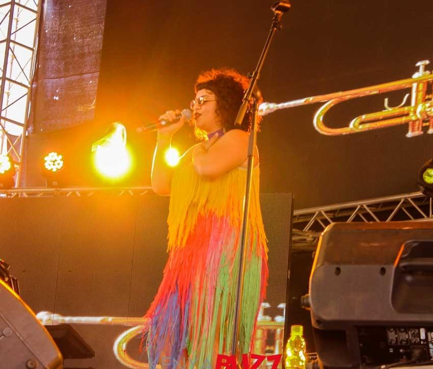 Safaricom Jazz Festival at Kasarani (25/2/2018)