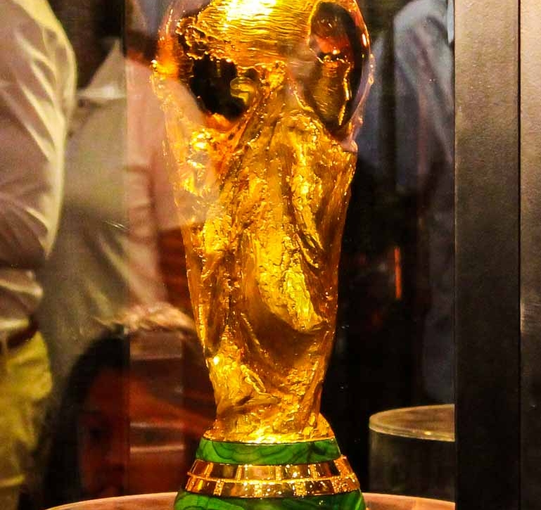 FIFA World Cup Trophy Tour at KICC (27/2/2018)
