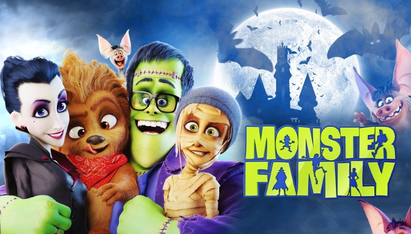 'Monster Family' Review: Of Spoilt Brats, Delusional Lovers and Colourful Mystical Creatures