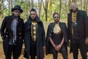 If Sauti Sol Gave You A Modelling Job, Would You Do Any Of These 4 Things?