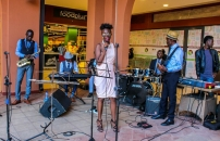 Rosslyn Riviera Mall Turns One