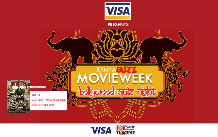 KenyaBuzz Movie Week: Bollywood Quiz Night