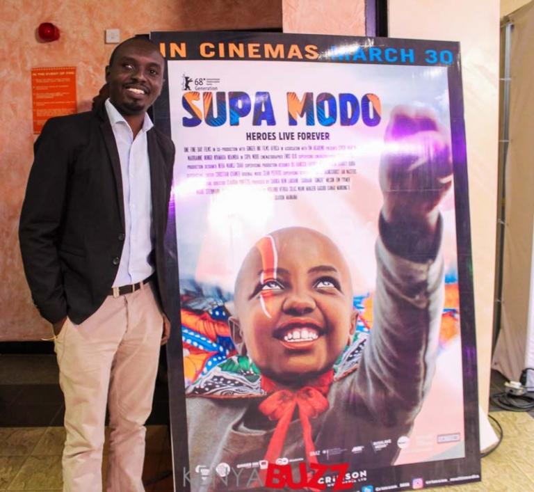 Supa Modo Premiere