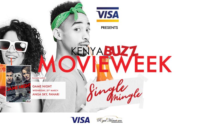 KenyaBuzz Movie Week: Single Mingle Night