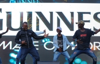 Guinness Dazzles Meru Fans With Incredible Fanzone Experience