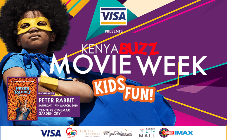 KenyaBuzz Movie Week: Kids Fun Day