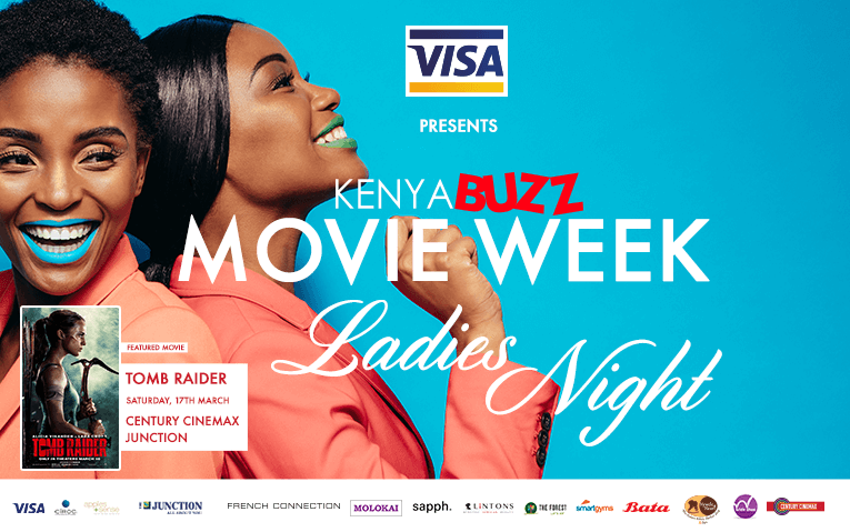 KenyaBuzz Movie Week: Ladies Night