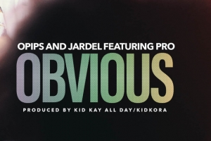 """Fast-Rising Kenyan Duo Opips and Jardel Release New Song """"Obvious"""" Featuring Pro"""