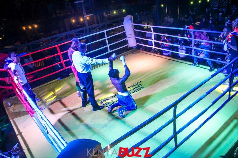 Simba Warrior Presents Fight Night at Alchemist(19/4/2018)