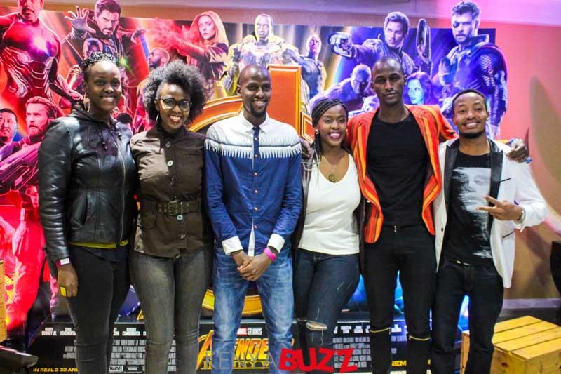 Avengers: Infinity War Red Carpet Premiere at Prestige Plaza (25/4/2018)