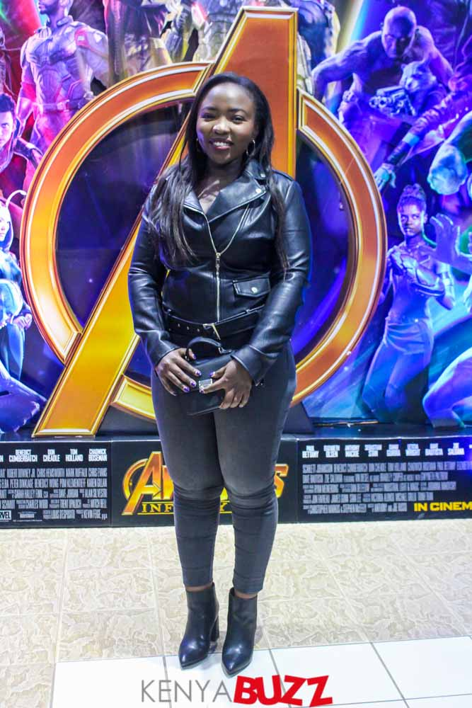 Avengers Red Carpet Premiere
