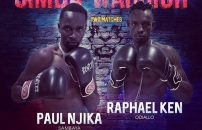 Simba Warrior Fight Night: Race to Find Kenya's Top Boxer Kicks Off