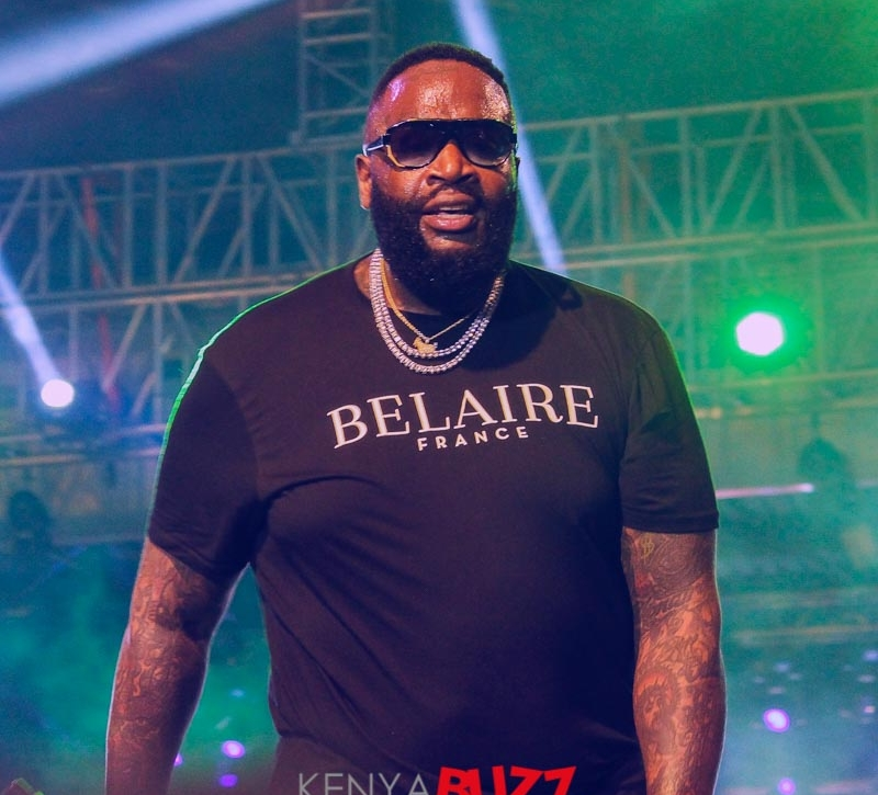 "Nrg Wave Ft Rick Ross""Tajiri"" at Carnivore Grounds (28/4/2018)"