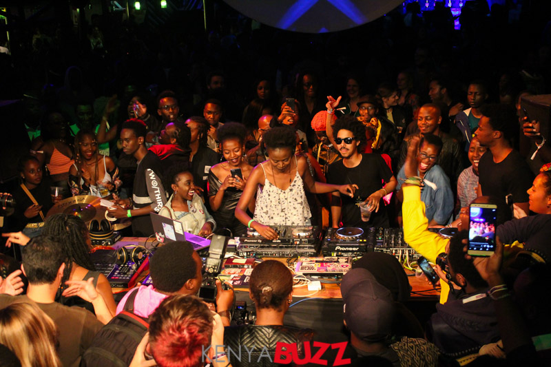 True Music Africa Concert at The Alchemist (10/5/2018)