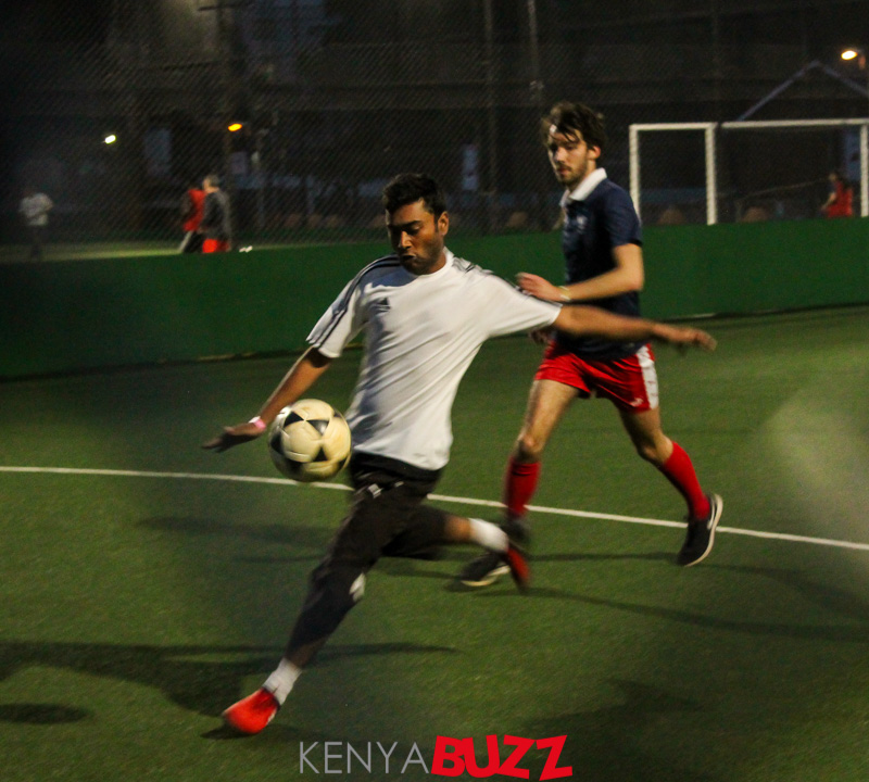 Astro Turf Football and Moon Walk event At Visa Oshwal (17/5/2018 to 19/5/2018)
