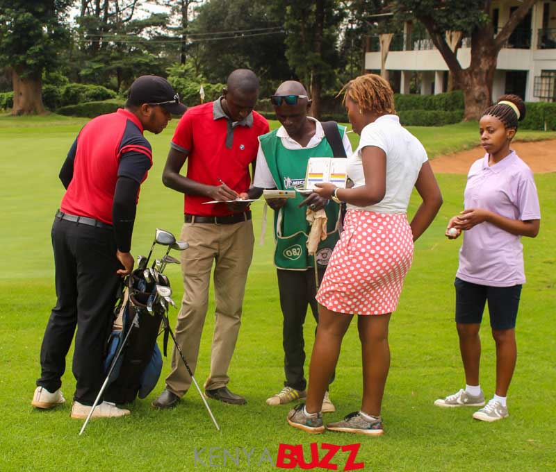 Jua Golf Tournament at Muthaiga Golf Club (25/5/2018)