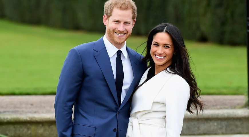 Harry And Meghan's Kenyan Wedding